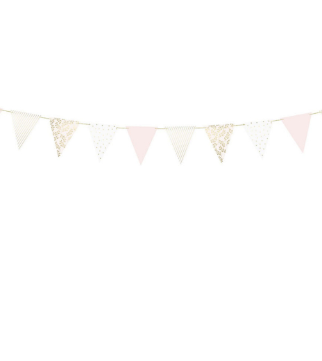 PartyDeco - Bunting, mix